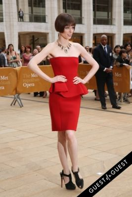 coco rocha in American Ballet Theatre's Opening Night Gala