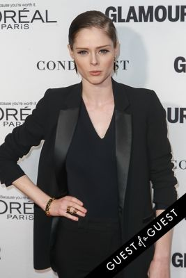 coco rocha in Glamour Magazine Women of the Year Awards