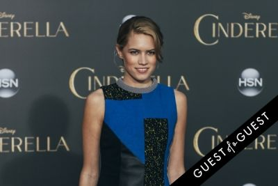 cody horn in Premiere of Disney's