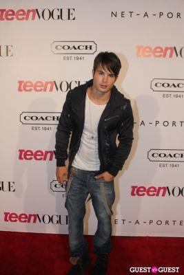 cody longo in 9th Annual Teen Vogue 'Young Hollywood' Party Sponsored by Coach (At Paramount Studios New York City Street Back Lot)