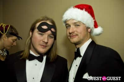 john munson in Annual Blacktie Christmas Masquerade