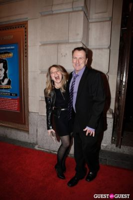 colin quinn in John Leguizamo's Ghetto Klown - Opening  Night on Broadway