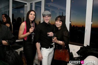 colin t.-mcdonald in Vogue & Escada Party