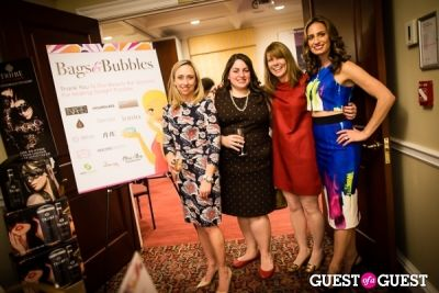 audrey beerman in NYJL's 6th Annual Bags and Bubbles