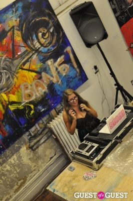 colleen murray in Whitewall Events Presents artist Domingo Zapata