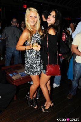 sarah dellavale in Red Hot Peruvian Independence Day Bash