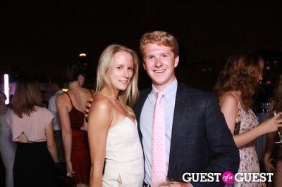collin peck in Met Young Members Party
