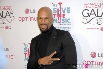 common in VH1 SAVE THE MUSIC FOUNDATION 2010 GALA