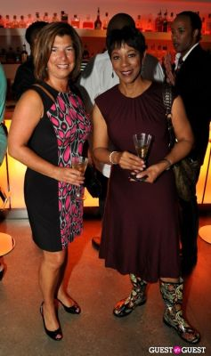 andrea roane in Fashion's Night Out: VIP Pre-Party at L2