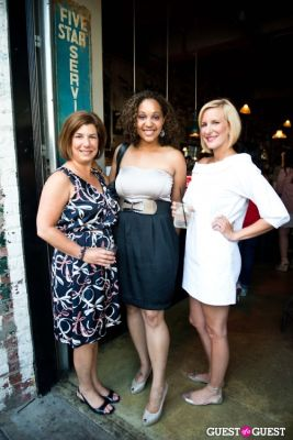 constance christakos in Rent the Runway @ American Ice Company