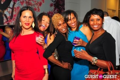 consuella lopez in Nival Salon and Spa Launch Party