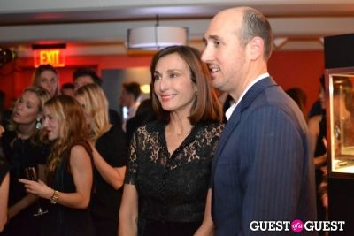 consul general-maguy-maccario in Roger Dubuis Launches La Monégasque Collection - Monaco Gambling Night