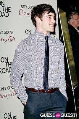 corey cott in NY Premiere of ON THE ROAD