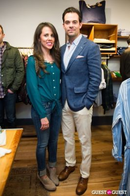 leo schmid in GANT Spring/Summer 2013 Collection Viewing Party