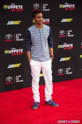 cory hardrict in Premiere Of Disney's