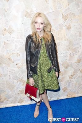 cory kennedy in Alice and Olivia Presentation