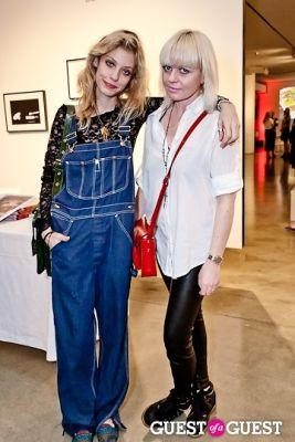 fiona byrne in 12th Annual RxArt Party