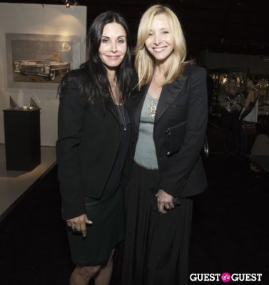 lisa kudrow in P.S. Arts Hosts LA Modernism Opening Night