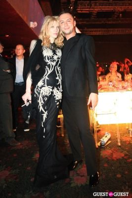 courtney love in Creative Time Benefit Afterparty