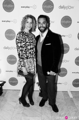 carlo gerachi in Daily Glow presents Beauty Night Out: Celebrating the Beauty Innovators of 2012