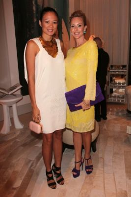 sofia joelsson in ELLE DECOR Modern Life Concept House Opening Event