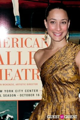 cristen barker in American Ballet Theatre Opening Night Fall Gala
