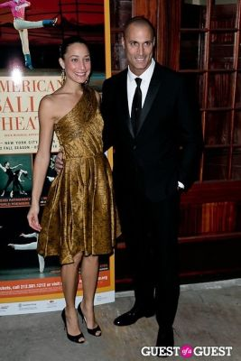 nigel barker in American Ballet Theatre Opening Night Fall Gala