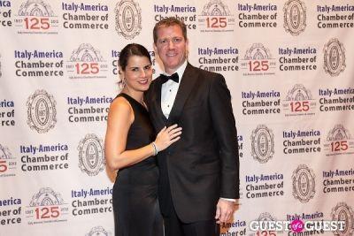 cristina buendia in Italy America CC 125th Anniversary Gala