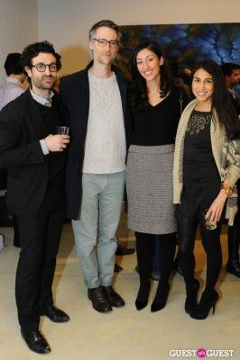 johanna anchundia in IvyConnect Presents: NYC Sundaram Tagore Gallery Reception