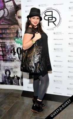 crystal kodada in Bene Rialto Spring Launch