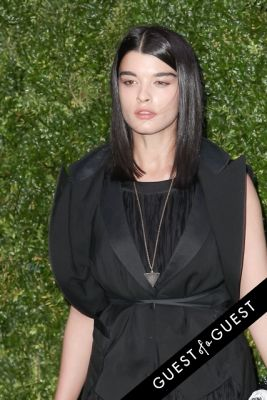 crystal renn in Chanel's Tribeca Film Festival Artists Dinner
