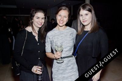 naiomi hersson-ringskog in Young Friends of Bezalel After Party