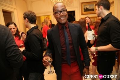 curtis young in American Ballet Theater Junior Council Red Hot Cocktail Party
