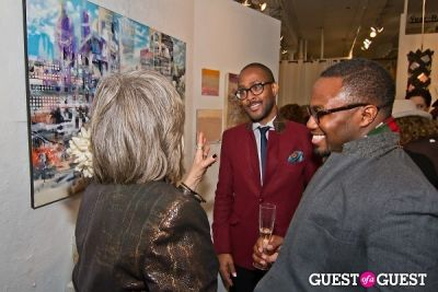 curtis young in The New Collectors Selection Exhibition and Book Launch