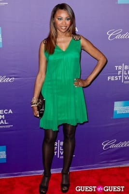 cynthia bailey in Premiere of