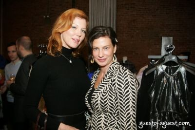 susan bond in Tana Jewelry Debut Launch Party