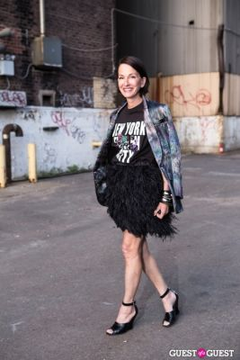 cynthia rowley in 2013 Creative Time Spring Gala