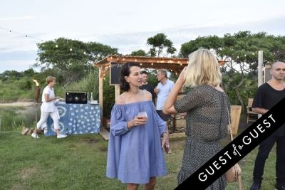 cynthia rowley in Cointreau & Guest of A Guest Host A Summer Soiree At The Crows Nest in Montauk