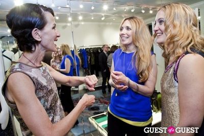 lana del-rey in The Well Coiffed Closet and Cynthia Rowley Spring Styling Event