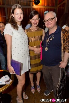 cynthia rowley in The Hero Fund Scholarship Fundraiser