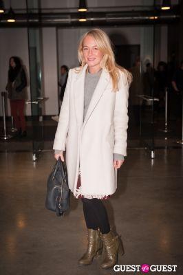 cynthia smith in NYC Fashion Week FW 14 Street Style Day 6