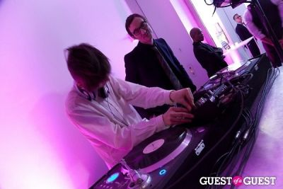 dj bryce-hackford in New Museum Next Generation Party