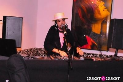 dj cassidy in Institute for Civic Leadership's (ICL) 2010 Spring Benefit