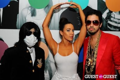 dj cassidy in Patricia Field Aristo Halloween Party!