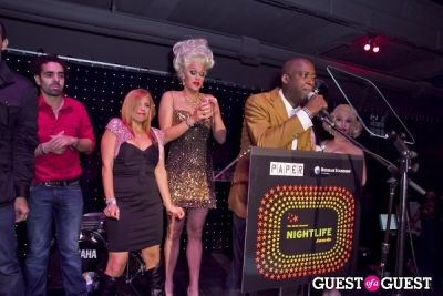 dj emjay in Paper Mag's 6th Annual Nightlife Awards