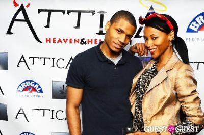 dj fresh in ATTICA's Heaven and Hell 2011