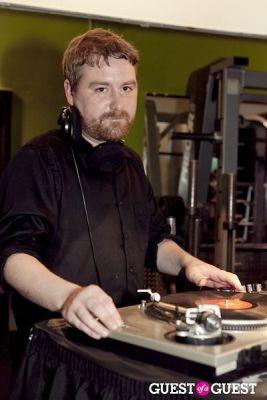 dj jonathan-kendall in Crunch Gym Celebrates 21 Years of Sets, Grunts & Rock n' Roll