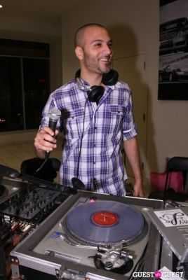 dj l in 1st Annual Pre-NFL Draft Charity Affair Hosted by The Pierre Garcon Foundation