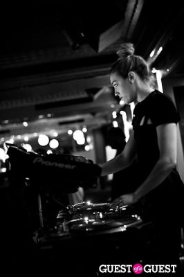 dj mia-moretti in Launch of Chic Report Party