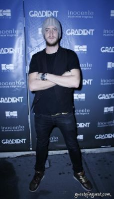 dj nick-cohen in Gradient Magazine Party